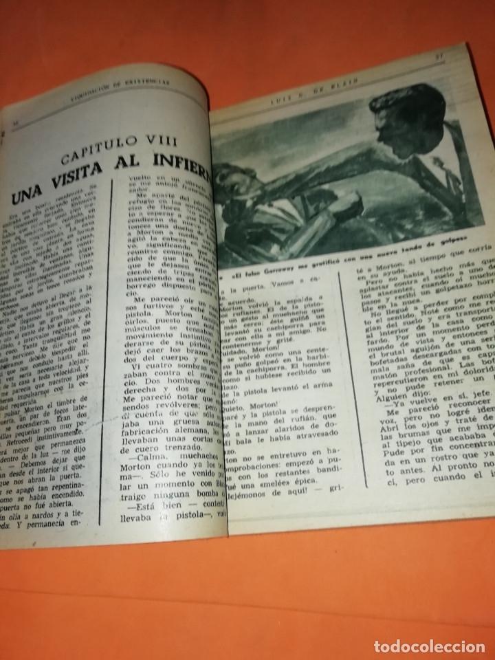 Libros: LAS AVENTURAS DE BILL LANCASTER. CUATRO AVENTURAS ENCUADERNADAS. LUIS G. DE BLAIN - Foto 9 - 178652766