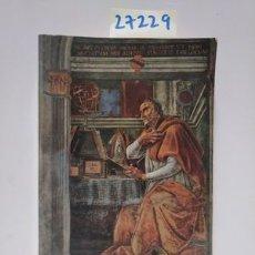 Libros: CORAZÓN INQUIETO - WOHL, LOUIS DE. Lote 174326182
