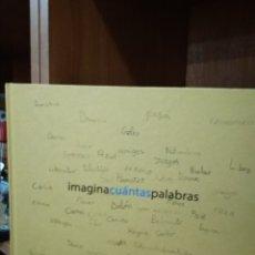 Libros: IMAGINA CUÁNTAS PALABRAS, EDITORIAL ALKIBLA, 9788461664023. Lote 178794272