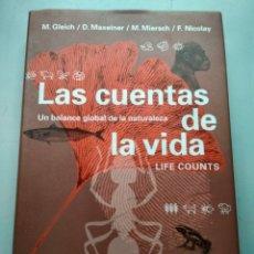 Libros: LAS CUENTAS DE LA VIDA - M. GLEICH - D. MAXEINER - M. MIERSCH - F. NICOLAY. Lote 178555361