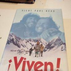 Libros: G-TEGRA10 LIBRO ¡VIVEN! EL TRIUNFO DEL ESPÍRITU HUMANO PIERS PAUL READ. Lote 205645228