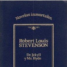 Libros: DR. JEKYLL Y MR. HYDE - STEVENSON, ROBERT LOUIS. Lote 178942905