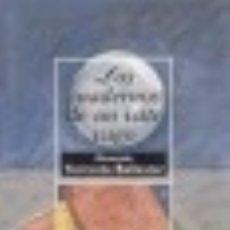 Libros: LOS CUADERNOS DE UN VATE VAGO - TORRENTE BALLESTER, GONZALO. Lote 178942921