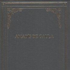 Libros: AMADÍS DE GAULA (SELECCIÓN) - R. TENREIRO (EDICIÓN DE). Lote 178942941