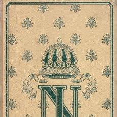 Libros: NAPOLEÓN III. CONSTITUCIÓN DEL REINO DE ITALIA. EXPEDICIONES A CHINA, SIRIA Y MÉJICO. GUERRA AU... -. Lote 178942943