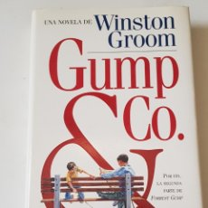 Libros: GUMP & CO - WINSTON GROOM - TDK102. Lote 178986107