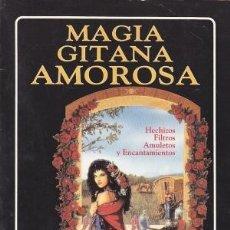 Libros: MAGIA GITANA AMOROSA RAYMOND BUCKLAND : EDAF, 1992 GASTOS DE ENVIO GRATIS. Lote 179069086