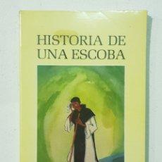 Libros: HISTORIA DE UNA ESCOBA - TDK140. Lote 179204517