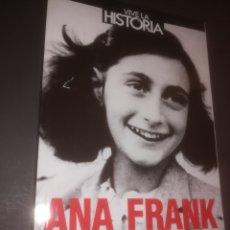 Libros: ANA FRANK. HISTORIA DEL HOLOCAUSTO (DE MAISA ASTIGARRAGA). Lote 179215166