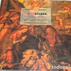 Libros: OI BETLEEM. GABONETAKO MUSIKA EUSKAL HERRIAN. MÚSICA DE NAVIDAD EN EUSKAL HERRIA. - ANSORENA, JOSÉ L. Lote 115946876