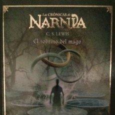 Libros: EL SOBRINO DEL MAGO - C.S. LEWIS. Lote 135983194