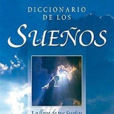 Libros: DICCIONARIO DE LOS SUEOS. Lote 179290838