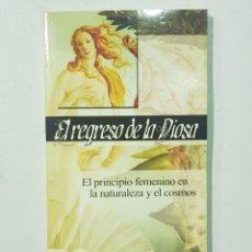 Libros: EL REGRESO DE LA DIOSA - LUIS G LA CRUZ - TDK140. Lote 179337740