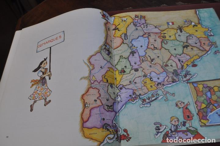 Libros: geografia de catalunya - josep mª panareda i pilarin bayés - col·lecció llavor any 1977 - IEB - Foto 4 - 179379646