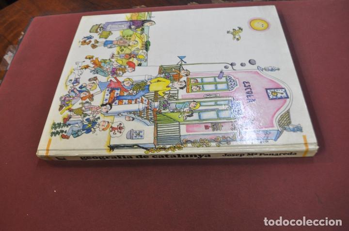 Libros: geografia de catalunya - josep mª panareda i pilarin bayés - col·lecció llavor any 1977 - IEB - Foto 5 - 179379646