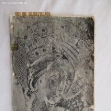 Libros: ARCOS DE LA FRONTERA - FOLLETO SOBRE LA SEMANA SANTA 1961.. Lote 179529026