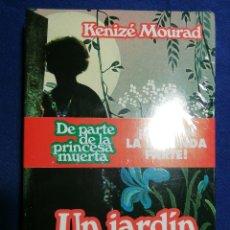 Libros: NUEVO EN EL PLÁSTICO. UN JARDÍN EN BADALPUR. KENIZÉ MOURAD. Lote 179555997