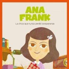 Libros: ANA FRANK - MARIA CECILIA CAVALLONE. Lote 179589406