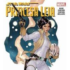 Libros: STAR WARS - PRINCESA LEIA - MARVEL COMICS. Lote 179705281