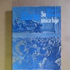 Libros: SU UNICO HIJO - LEOPOLDO ALAS CLARIN - ALIANZA - 1996. Lote 180019576