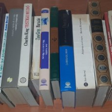 Libros: LOTE 20 LIBROS VARIADOS. Lote 180033923
