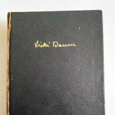 Libros: VICKI BAUM NOVELAS TOMO II. Lote 180043605