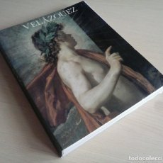 Libros: VELÁZQUEZ (CATÁLOGO DE LA EXPOSICIÓN DEL 23 DE ENERO AL 31 DE MARZO DE 1990) - TEXTOS DE ANTONIO DOM. Lote 180077550