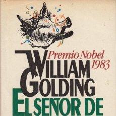 Libros: EL SEÑOR DE LAS MOSCAS - GOLDING, WILLIAM. Lote 180082241