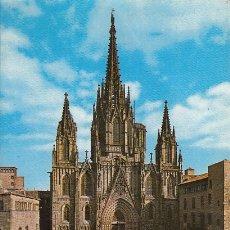 Libros: LA CATEDRAL DE BARCELONA - FÁBREGA GRAU, ÁNGEL. Lote 180082246