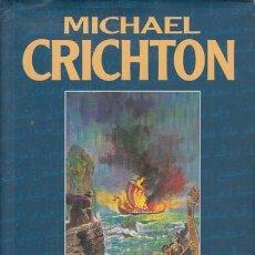 Libros: DEVORADORES DE CADÁVERES - CRICHTON, MICHAEL. Lote 180082266