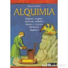 Libros: ALQUIMIA - GEBELEIN, HELMUT. Lote 180132205