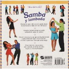 Libros: BAILES DE SALÓN. SAMBA Y LAMBADA - BOTTOMER, PAUL. Lote 180132227