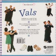 Libros: BAILES DE SALÓN. VALS - BOTTOMER, PAUL. Lote 180132236