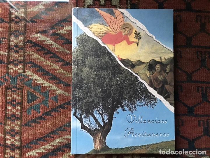 VILLANCICOS ACEITUNEROS. COMO NUEVO (Libros sin clasificar)