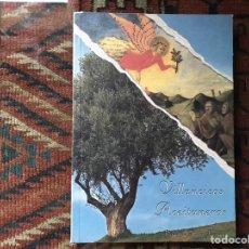 Libros: VILLANCICOS ACEITUNEROS. COMO NUEVO. Lote 180245307