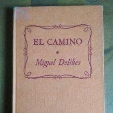 Libros: MIGUEL DELIBES - EL CAMINO. . Lote 180345460