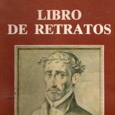 Libros: LIBRO DE RETRATOS - PACHECO, FRANCISCO. Lote 180442271