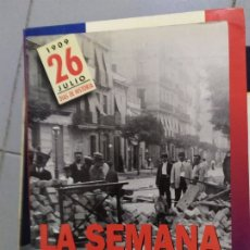 Libros: LA SEMANA TRAGICA PEDRO VOLTES . Lote 180443825