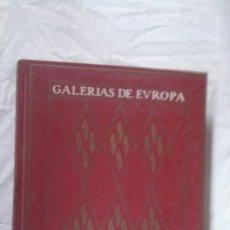 Libros: GALERIAS DE EUROPA GALERIA NACIONAL DE LONDRES, EDITORIAL LABOR, BUEN ESTADO. Lote 180465936