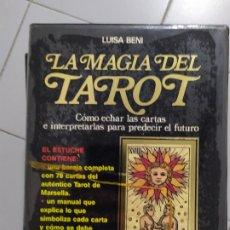 Libros: LA MAGIA DEL TAROT . Lote 180510041