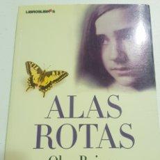 Libros: OLGA BEJANO - ALAS ROTAS - TDK148. Lote 180511345