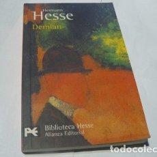 Libros: HERMANN HESSE DEMIAN ... INTACTO !!!! - HERMANN HESSE. Lote 180658096