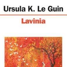 Libros: LAVINIA. URSULA K. LE GUIN. MINOTAURO - URSULA K. LE GUIN. Lote 180689538