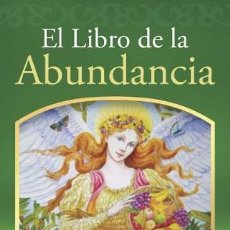Libros: LIBRO DE LA ABUNDANCIA - FREEMAN - ED. SIRIO. Lote 180703082