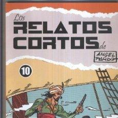 Libros: LOS ARCHIVOS DE EL BOLETIN: LOS RELATOS CORTOS DE ANGEL PARDO NUMERO 10: SANDOKAN. Lote 180831212