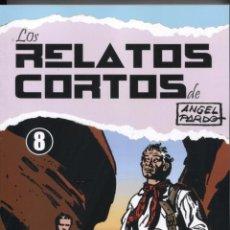 Libros: LOS ARCHIVOS DE EL BOLETIN: LOS RELATOS CORTOS DE ANGEL PARDO NUMERO 08: QUINTIN EL INTREPIDO-EL.... Lote 180835127
