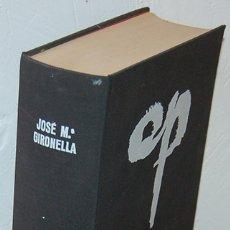 Libros: HA ESTALLADO LA PAZ - JOSÉ MARÍA GIRONELLA. Lote 180900590