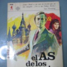 Libros: EL AS DE LOS ESPIAS. Lote 180903666
