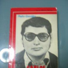 Libros: CARLOS, LA INTERNACIONAL DEL TERRORISMO. Lote 180903845