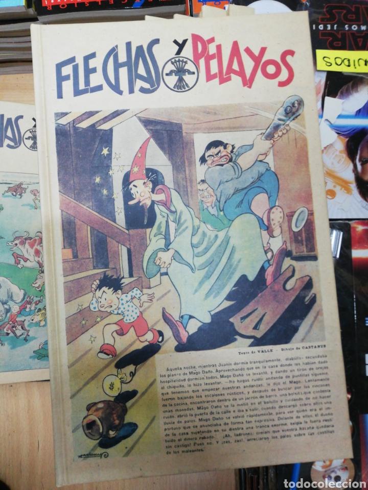 Libros: Flechas y Pelayos (6 tomos) completa edita agualarga - Foto 3 - 181511552